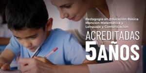 CNA acredita carrera de Pedagogía en Educación Básica por 5 años
