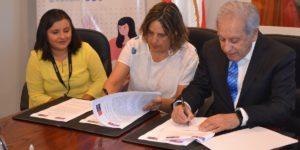 U. Autónoma y MinmujeryEG fortalecen vínculos para profundizar temáticas de género
