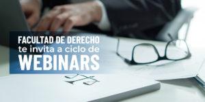 Comienza ciclo de webinars organizado por la Facultad de Derecho UA