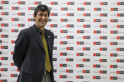 Consejo Académico Nacional de Ed. Física nombra a docente UA como director de zona sur
