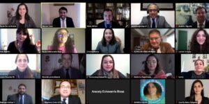 Destacada participación de la Facultad de Derecho en Conversatorio Nacional de Clínicas Jurídica