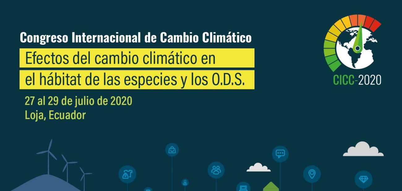 Director de CIMA fue expositor en congreso internacional sobre cambio climático