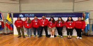 Carrera de Administración Pública realiza ciclo de charlas para sus alumnos