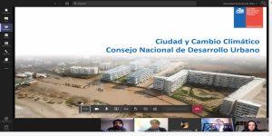 CIMA participa en mesa de trabajo del Consejo Nacional de Desarrollo Urbano