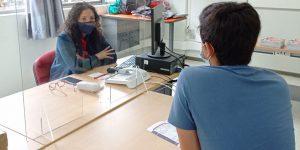 Universidad Autónoma dispone apoyo virtual y presencial a postulantes a la educación superior